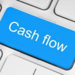 Blue cash flow button