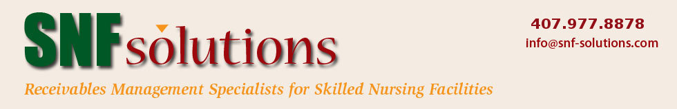 Skilled Nursing Facility Solutions / Nursing Home A/R  Billing and Collections